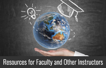 Faculty & Other Instructors Resources