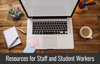 Staff and Student Resources