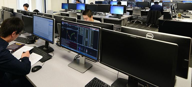 IIT Stuart Computer Lab
